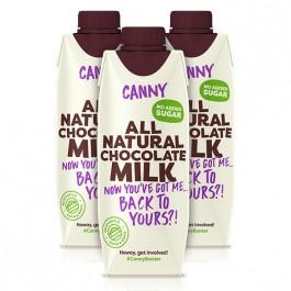 Canny Chocolate Milk - 3 x 330ml****