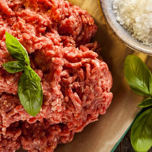 Irish Grass Fed Steak Mince
