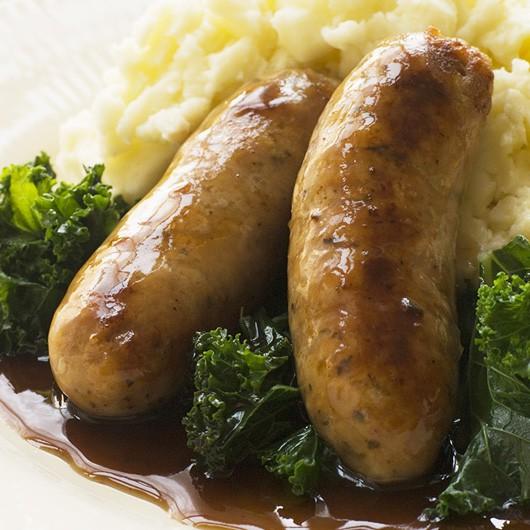 Lean Horse Sausages - 360g ****