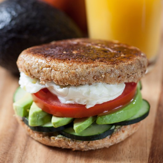 7 Sprouted Grains English Muffins