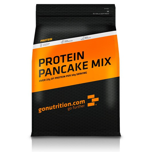 High Protein Pancake Mix-Maple Syrup - 1kg