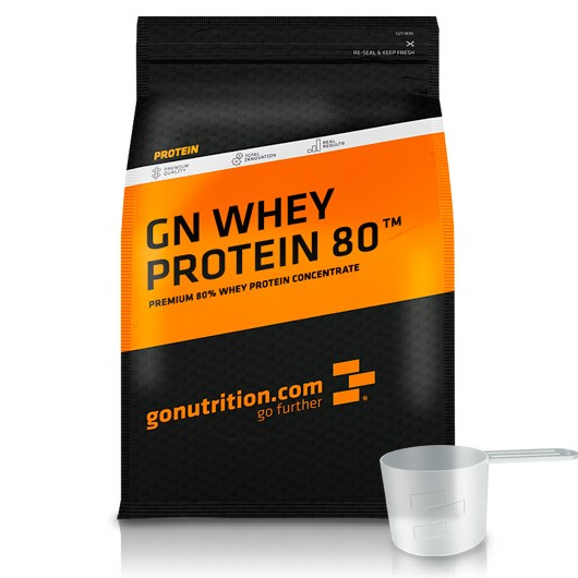 Pure Whey Protein Concentrate 80-Strawberry - 2.5kg