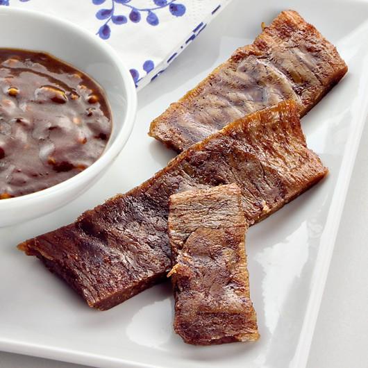 Primal Strips - Texas BBQ Jerky