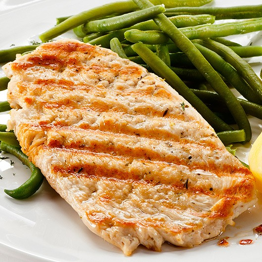 2 x 150g Lean Turkey Breast Steaks