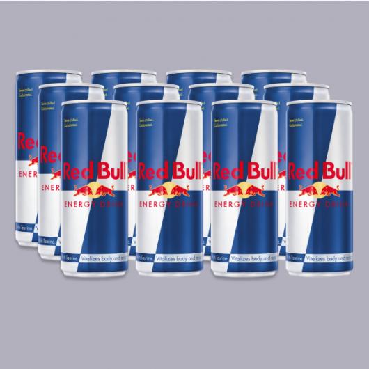 Red Bull Energy 250ml - 12 Pack A_MF_DR284_4PACK 12 x 250ml