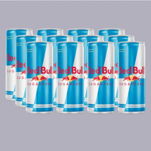 Red Bull Sugar Free Energy 250ml - 12 Pack MF_DR285_4PACK 12 x 250ml
