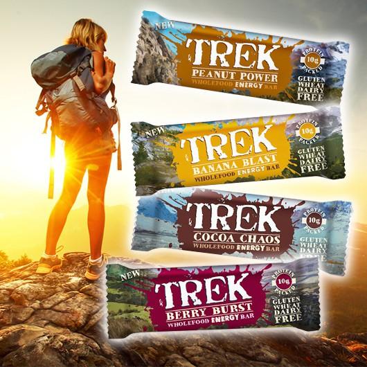 Trek Energy Bar Variety Pack