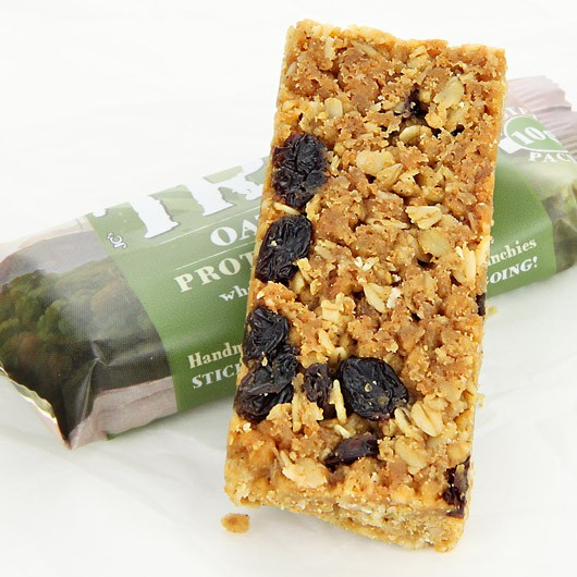Trek Oat & Raisin Flapjack - 50g bar
