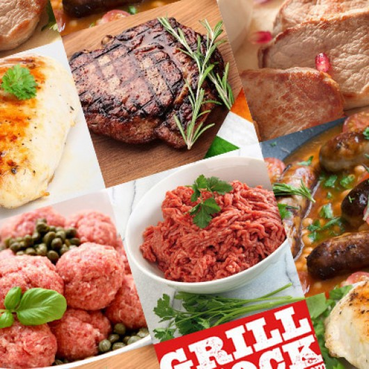 Ultimate Steak & Breast Selection – 43 Pieces
