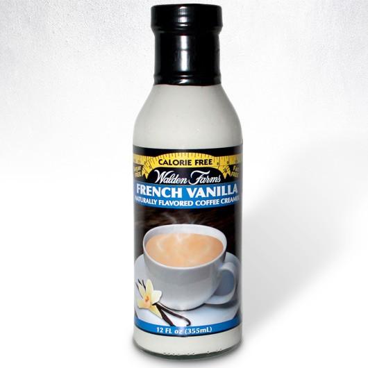 Zero Calorie Coffee Creamer - French Vanilla