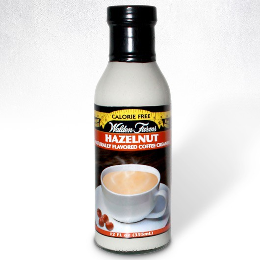 Zero Calorie Coffee Creamer - Hazelnut
