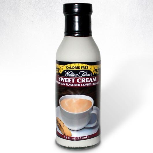 Zero Calorie Coffee Creamer - Sweet Cream