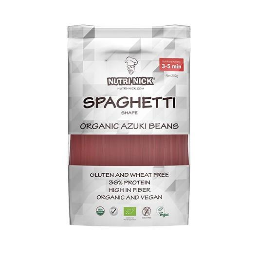 Organic Azuki Bean Spaghetti