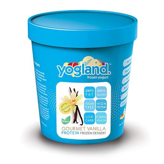 Yogland Gourmet Vanilla Frozen Dessert