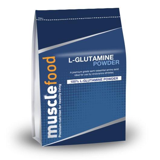 Pure L Glutamine Powder