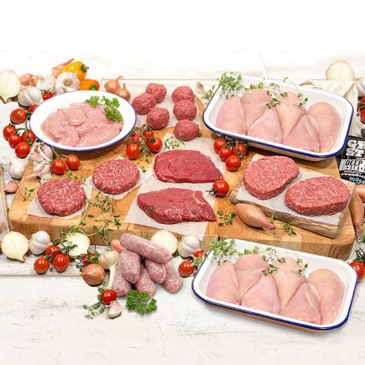 Super Lean Starter Meat Selection
