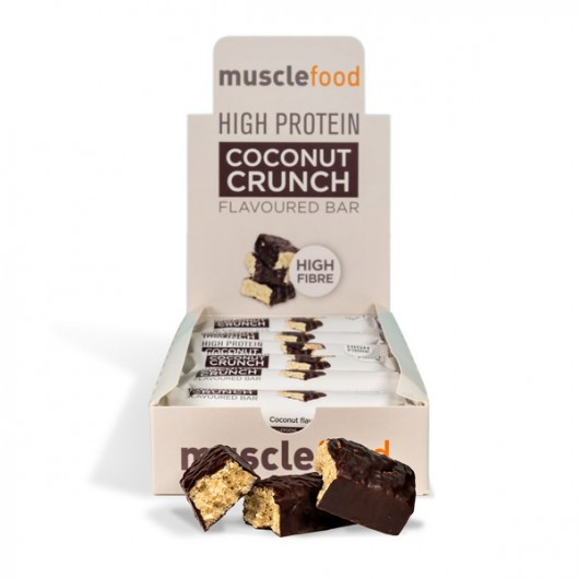 Coconut Crunch Protein Bar