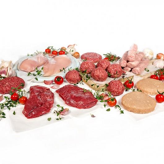 Stunning 20 Piece Lean Meat Hamper