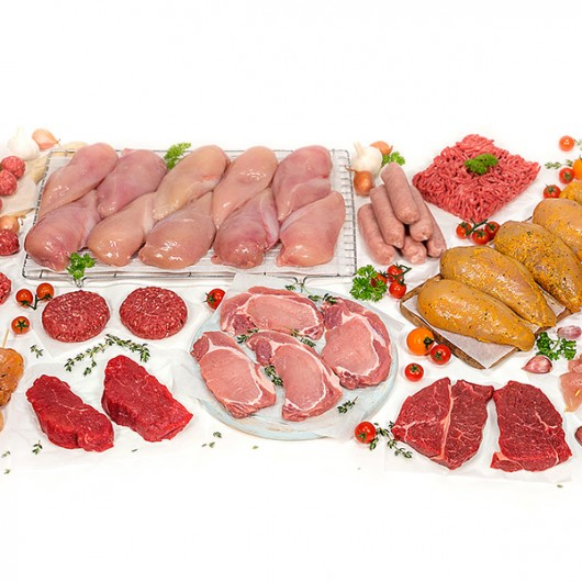 Free Stuff Great Taste Award Winning Lean Meat Hamper