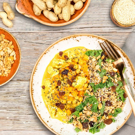 Vegan Chickpea Curry - 16g Protein ***DELISTED***
