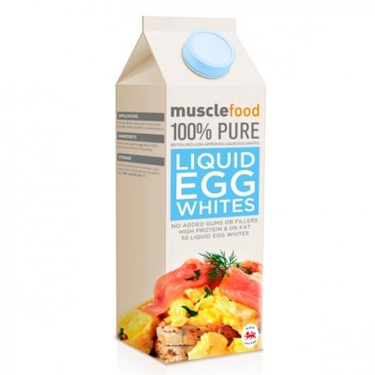 Fresh Liquid Egg Whites