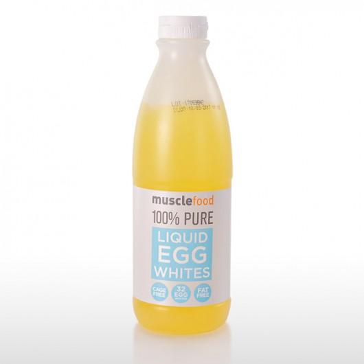 Cage Free Liquid Egg Whites - 1 litre