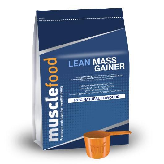 Complete Lean Mass Gainer - 2.5kg