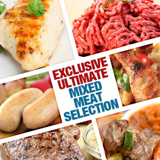 Exclusive Ultimate Mixed Meat Hamper