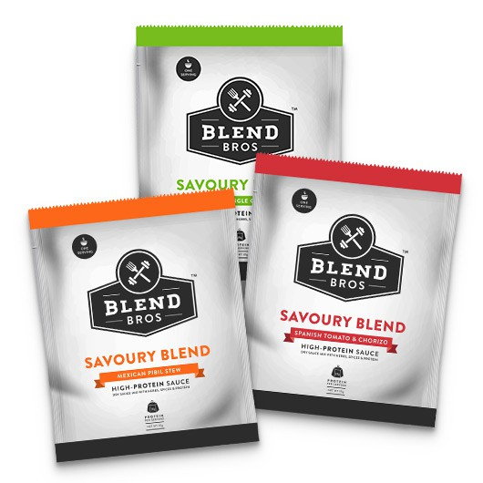 Blend Bros™ High Protein Sauce - Variety Pack