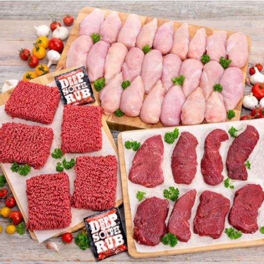 FYF Chicken & Beef Essentials Hamper
