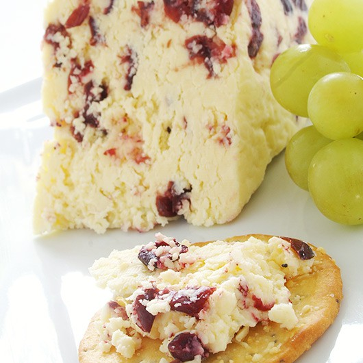 Wensleydale with Cranberry - 200g