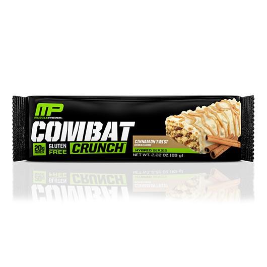 Cinnamon Twist Combat Crunch