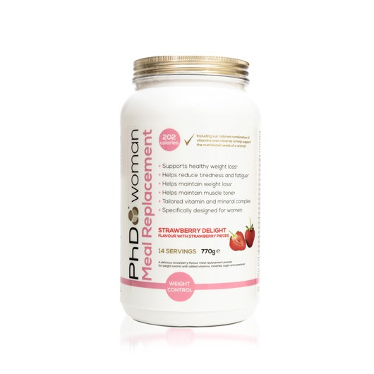 PhD Woman - Meal Replacement