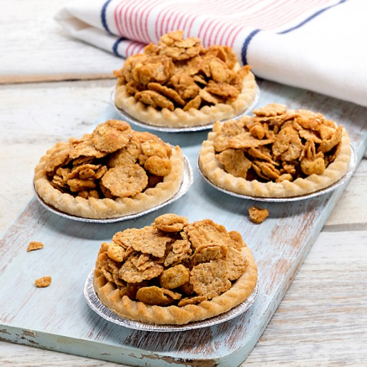 Protein Cereal Tarts