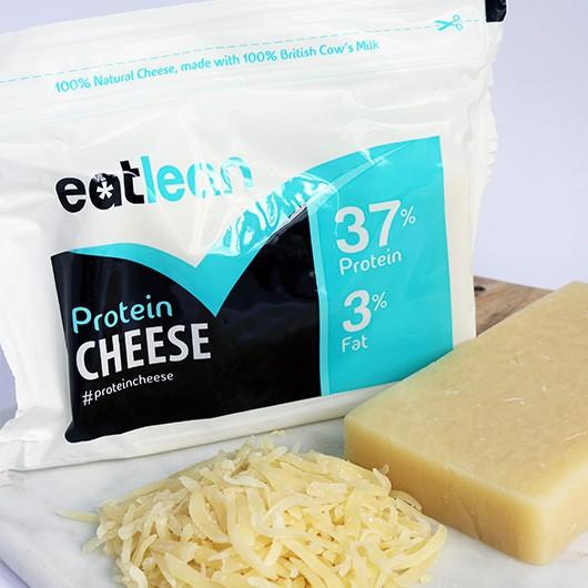 2 x Eatlean High Protein & Low Fat Cheese - 200g