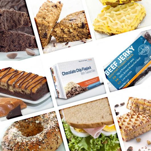 High Protein Snack Hamper-Groupon