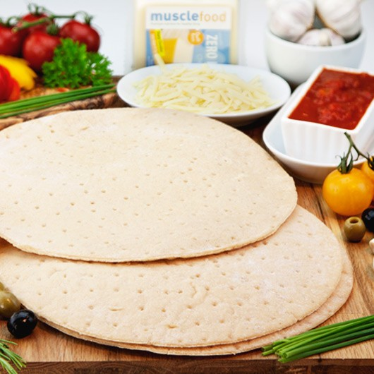 Gluten Free Protein Pizza Bases - 3 Pack