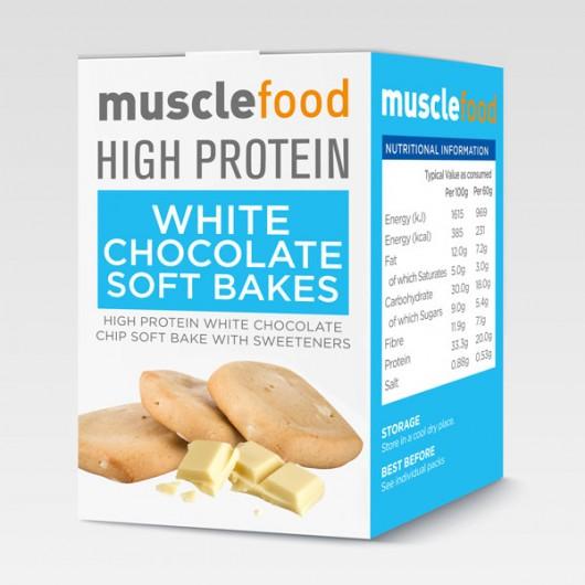 Soft Bake Protein Brownie - 20g Protein