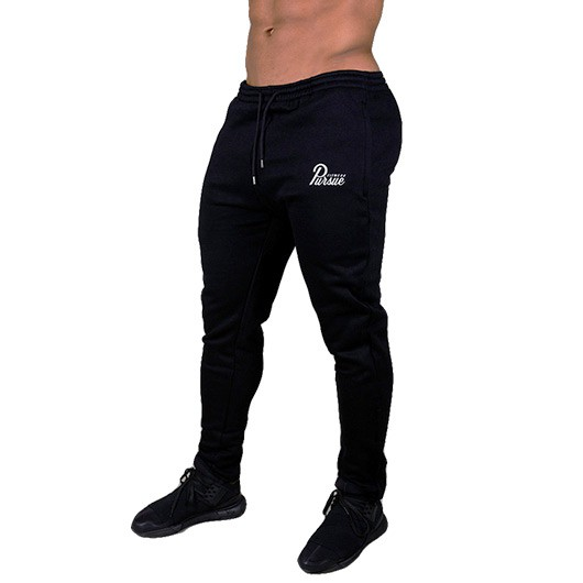 Pursue Fitness Classic Tapered Joggers - Black