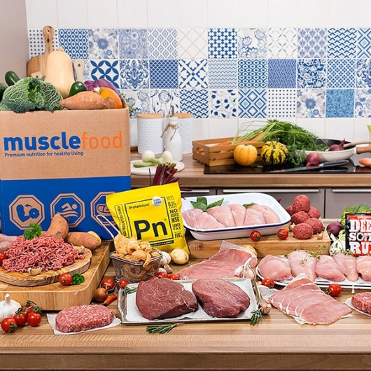 4 Person New Customer Lean Meat Hamper