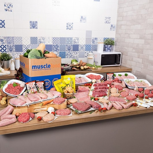 6 Person New Customer Lean Meat Hamper