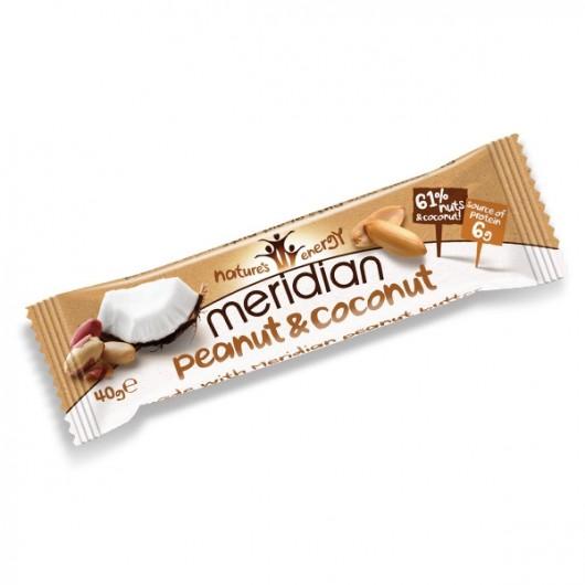 Meridian Peanut and Coconut Bar