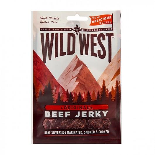 Wild West High Protein Original Jerky ****