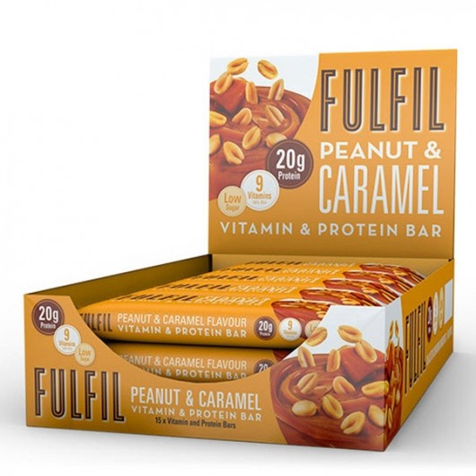 Fulfil Vitamin and Protein Bar - 15 x 55g