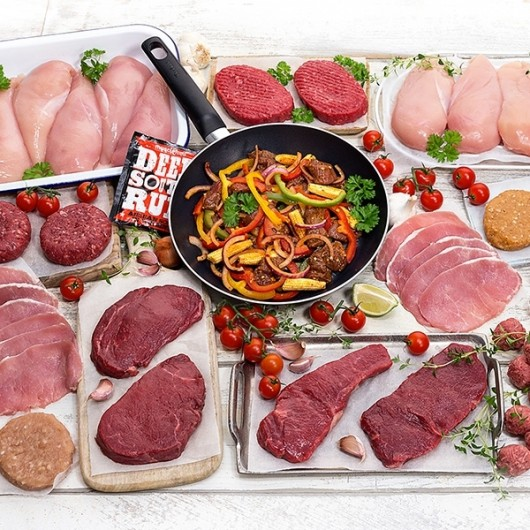 The Gym Exclusive Extra Lean Meat Hamper