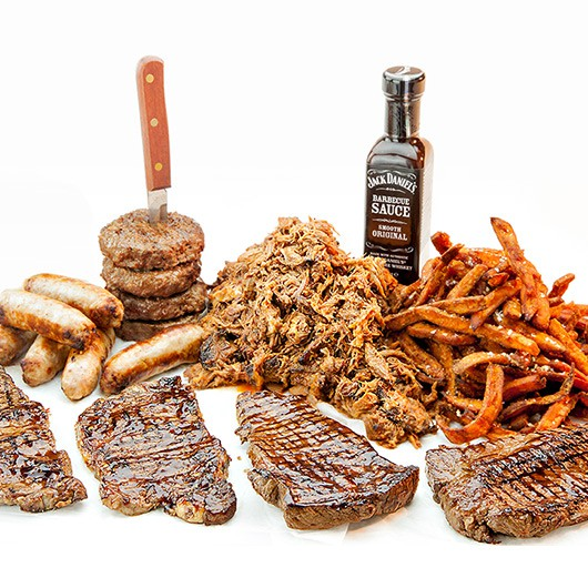 True American Barbecue Hamper