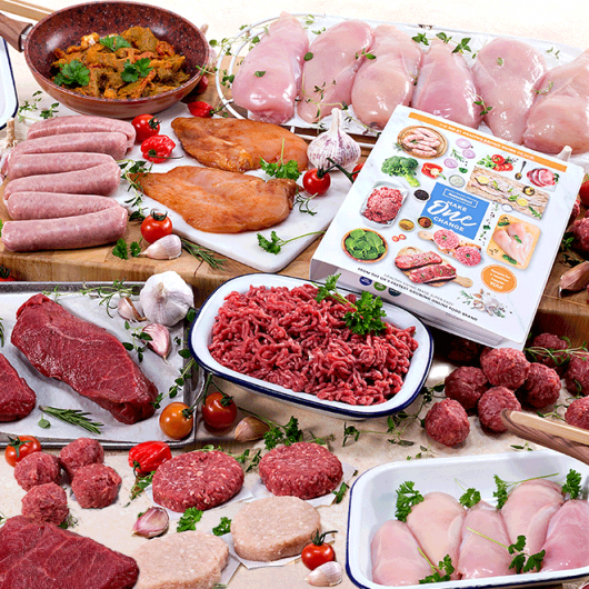 Great Tasting Meat Selections + Freebies