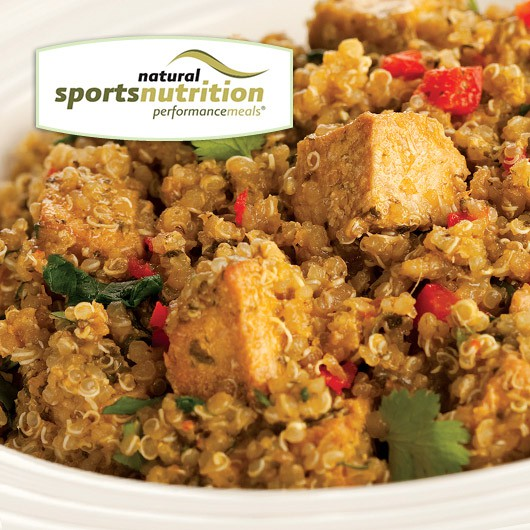 Moroccan Style Chicken - 56g Protein