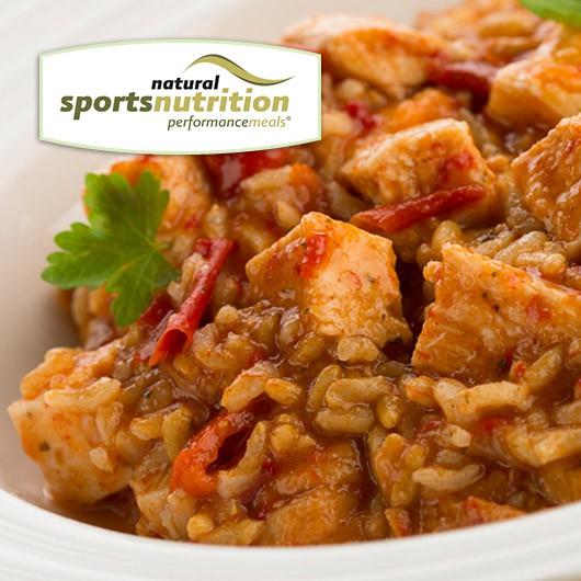 Peri Peri Chicken – 35g Protein