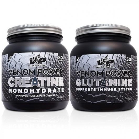 Venom Power Creatine + Glutamine